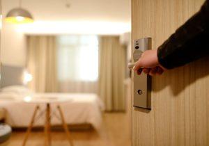 Hotel y habitaciones en casa rural